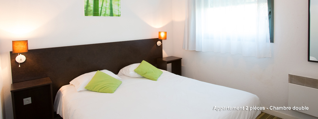 All suites appart h tel bordeaux lac for Apparthotel var