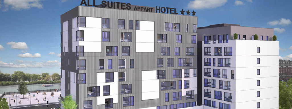 All suites appart h tel choisy le roi for Residence appart hotel paris