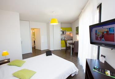 all suites appart h tel pau. Black Bedroom Furniture Sets. Home Design Ideas